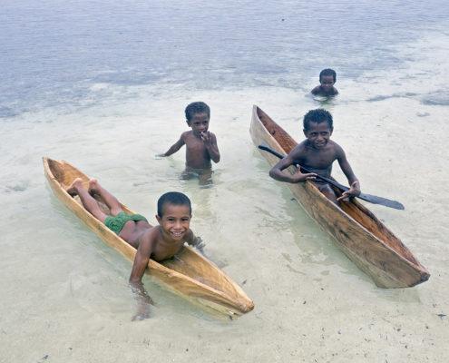 Bambini di Sauwan Darek