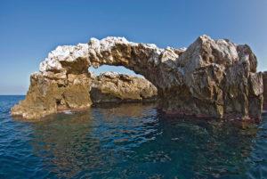 Arco roccioso di San Nicola