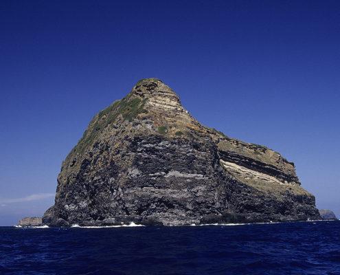 L'imponente Punta dell'Arco
